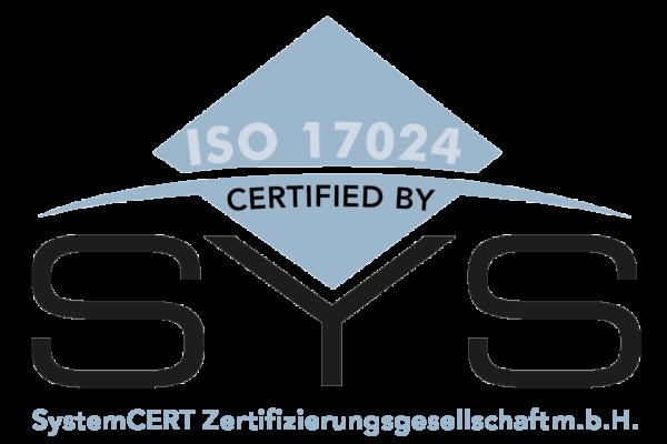 Fachtrainer Zertifizierung nach ISO 17024